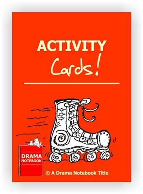 Drama Activity-Activity Cards
