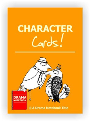 Drama Activity-Character Cards