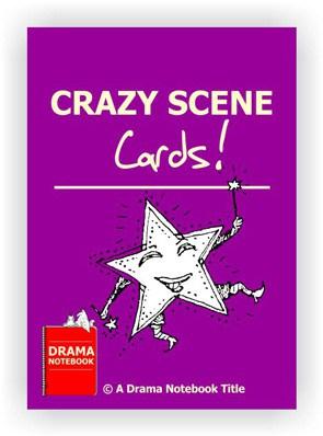 Drama Activity-Crazy Scene Cards