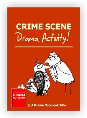 CSI Drama Activity-Crime Scene