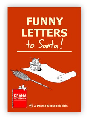 Royalty-freeChristmas Play Script for Schools-Funny Letters to Santa