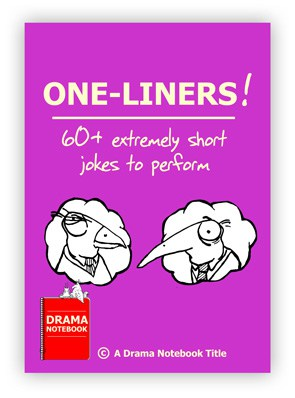 Drama Lesson Plan-One-Liners