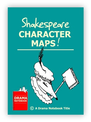 Drama Activity for Schools-Shakespeare Character Maps