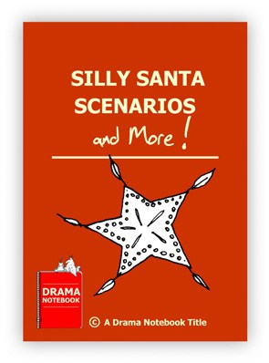Silly Santa Scenarios and More