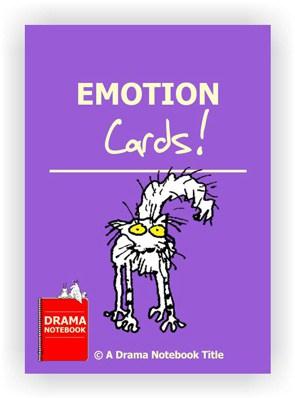 Drama Activity-Emotion Cards