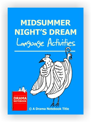 Midsummer Night's Dream Language Activities for Drama Class