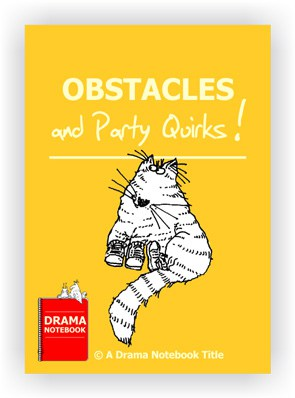 Party Quirks List to use in Drama Class