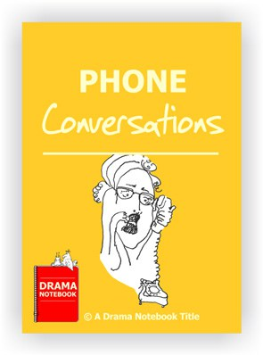 Image of PDF for Phone Conversations Drama Practice Online