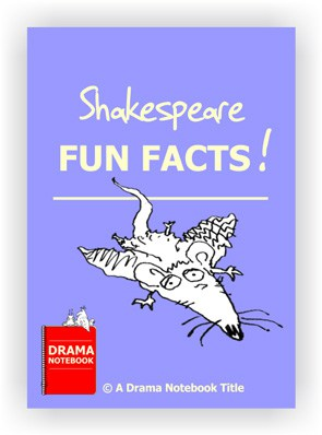 Shakespeare Fun Facts-Shakespeare Drama Activity