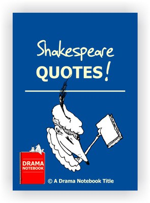 Shakespeare Quotes-Shakespeare Drama Activity