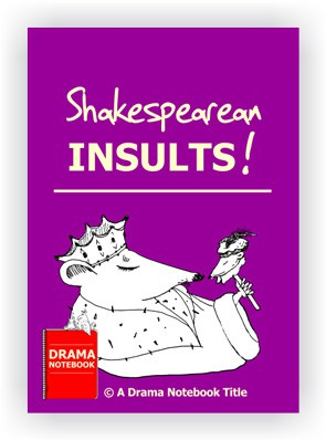 Shakespearean Insults-Shakespeare Drama Activity