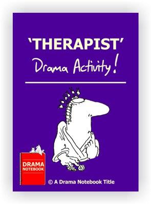 Drama Lesson Plan for Schools-Therapist Drama Activity
