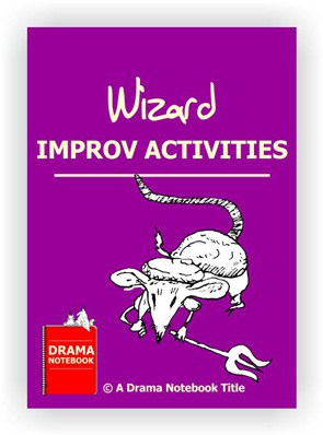 Wizard Drama Activity-Improv Activities