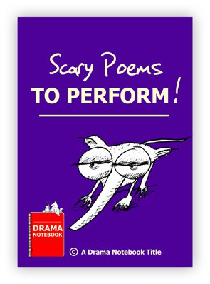 Scary Poems to Perform Drama Lesson Plan for Schools