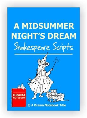 Short Shakespeare Scripts-Midsummer Night's Dream Scripts for Schools