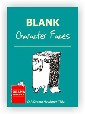 Drama Lesson Plan for Make-up Blank Character Faces