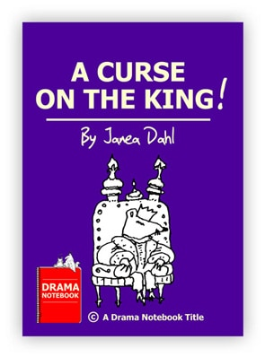 Royalty-free Play Script for Schools-A Curse on the King