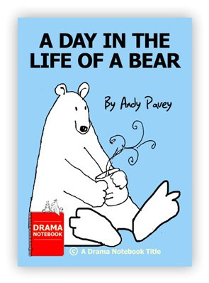 Royalty-free Play Script for Schools-A Day In the Life of Bear