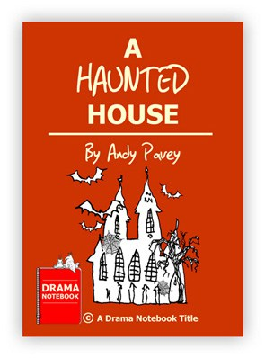 Royalty-free Halloween Play Script for Schools-A Haunted House