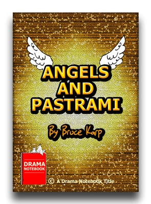 Homelessness play script-Angels and Pastrami