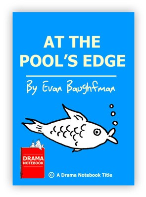 Royalty-free Play Script for Schools-At the Pool's Edge