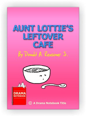 Radio commercial play script-Lottie's Leftover Cafe