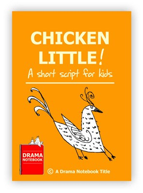Chicken Little Royalty-free Play Script for Schools-