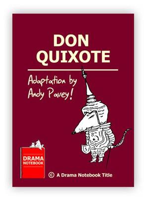 Royalty-free Play Script for Schools-Don Quixote