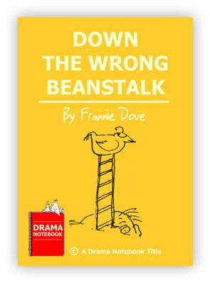 Royalty-free Play Script for Schools-Down the Wrong Beanstalk