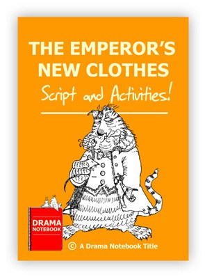 The Emperor's New Clothes Royalty-free Play Script for Schools