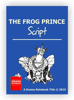 The Frog Prince Royalty-free Play Script for Schools-