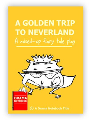 Royalty-free Play Script for Schools-A Golden Trip to Neverland