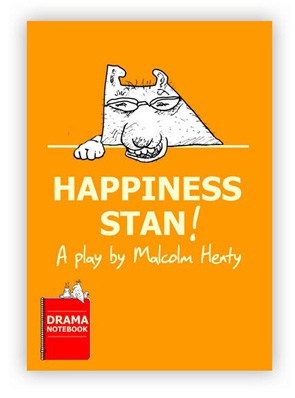 Royalty-free Play Script for Schools-Happiness Stan