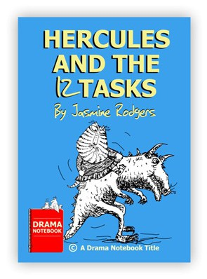 Greek Play for Kids-Hercules and the 12 Tasks