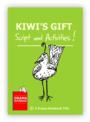 Kiwis Gift Royalty-free Play Script for Schools-