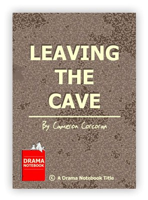Royalty-free Play Script for Schools-Leaving the Cave