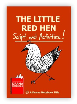 Little Red Hen Royalty-free Play Script for Schools-