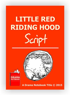 Little Red Riding Hood Royalty-free Play Script for Schools-