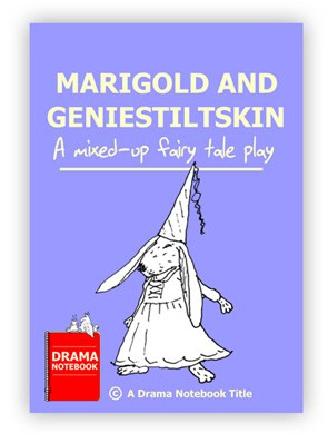Royalty-free Play Script for Schools- Marigold and Geniestiltskin