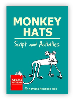 Monkey Hats Royalty-free Play Script for Schools