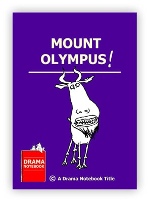 Mount Olympus Royalty-free Play Script for Schools-