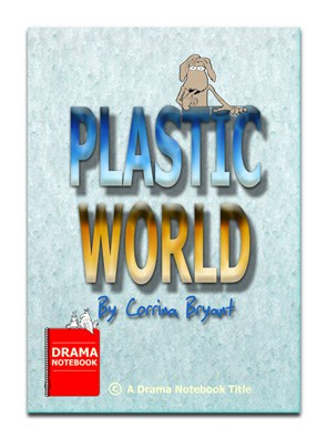 Pollution Skit-Plastic World