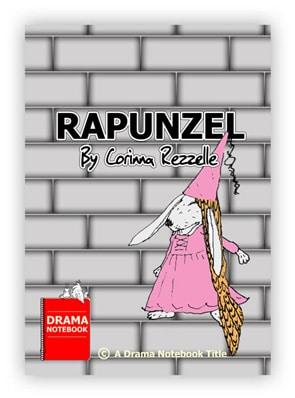 Funny fairy tale play script-Rapunzel
