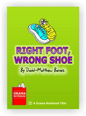Scene for Teens about embarrasment-Right Foot, Wrong Shoe