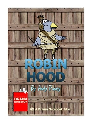 Robin Hood Funny Play Script for Kids