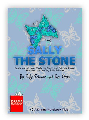 Kindness Play Script for Kids-Sally the Stone