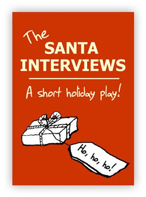 Royalty-free Christmas Play Script for Schools-The Santa Interviews