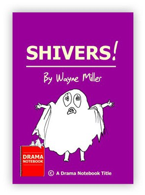 Royalty-free Halloween Play Script for Schools-Shivers