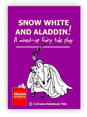 Royalty-free Play Script for Schools-Snow White and Aladdin
