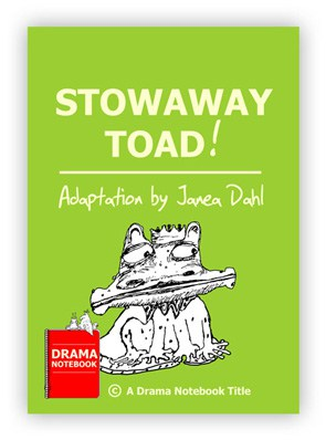 Stowaway Toad Royalty-free Fable Play Script for Schools-
